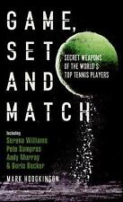 Game, Set and Match: Secret Weapons of the World's Top Tennis Players-ExLibrary
