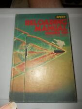 speer reloading manual ten Feb. 1980 Omark Industries hardcover rifle pistol