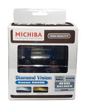 Michiba H10 12v 42w 5000K Bombillas de visión de Diamante (Blanco)