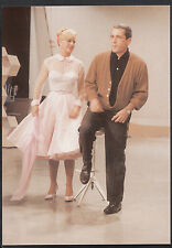 Film Actors Postcard - Ginger Rogers and Perry Como  A8158