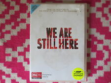 We are Still Here DVD R0
