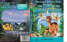 The Land Before Time:The Time of The Great Giving:3-1995-Animated-Movie-DVD