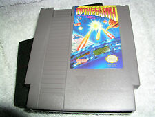 Nintendo Nes To The Earth  Game Cart    Pal