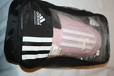 ADIDAS SHINGUARD PINK PROTECTION GEAR LARGE SIZE NEW!