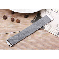 Magnetic Stainless Steel Watch Band Milanese Strap For Huawei S2 S3 Classic