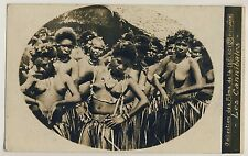 Pacific islands Movie les cannibales native nude woman * vintage photo pc 1969?