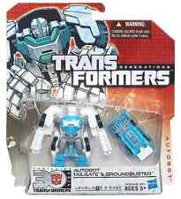 TRANSFORMERS GENERATIONS LEGENDS FIGURE 30TH ANNIVERSARY TAILGATE & GROUNDBUSTER