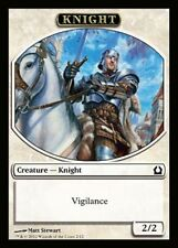 10x*Knight Token*SAME ART**RTR**Magic the Gathering MTG**FTG