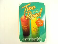 Two for the Road American Food Jane & Michael Stern NEW