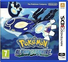 Pokemon Alpha Sapphire (Nintendo 3DS) Pokémon NEW SEALED PAL