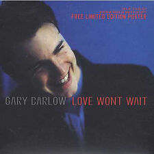 CD SINGLE Gary BARLOW - MADONNA Love Won't Wait Limited Edition 4-track CARD SLE