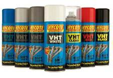 Hycote High Temperature VHT Clear 450°C Aerosol Spray Paint 400ml