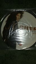 """CHER HEART OF STONE 12"""" PICTURE DISC."""