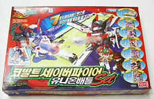 TAKARA B-Daman(Beadman) Zero 2 : COBALT SABER FIRE UNION BATTLE SET (Korea Ver.)