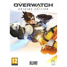 Overwatch Origins Edition PC Game Brand New