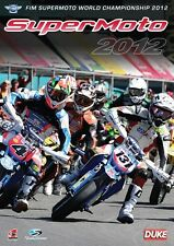 FIM Supermoto World Championship - Official review 2012 (New DVD) supermotard