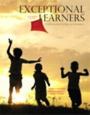 Exceptional Learners by Hallahan Loose Leaf Version Thirteenth Edition 13th Ed.