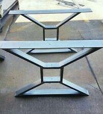 Base per tavolo   metallo industrial  desing