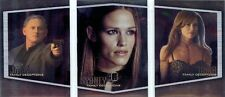 Alias Season 2 Box Topper Chase Card Set of Three Cards from Inkworks