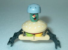 SPONGEBOB #07 Lego KRABBY PATTY ROBOT Plankton NEW Genuine Lego 4981