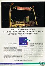Publicité advertising 1992 Assurances CNP