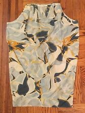 DIANE VON FURSTENBERG Tunic Dress Multi Size 2 Orig. $398 NWD