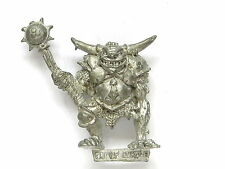 NURGLE CHAMPION  -  OOP Citadel Warhammer Realms Of Chaos Army