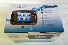 "INFINITY PRV350 MARINE DIGITAL MEDIA RECEIVER, IPOD/IPHONE/BLUETOOTH, 3.5"" TFT"