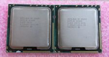 Lot of 2 Intel Xeon X5680 Six Core 12M Cache 3.33 GHz LGA 1366 CPU Processor