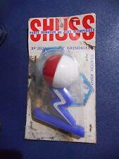 """MASCOT OLIMPIC Games GRENOBLE 1968 SHUSS still in box  RARITY 4"""" 10 cm"""