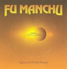 FU MANCHU CD SIGNS OF INFINITE POWER