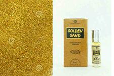 Per 6ml GOLDEN SAND Rehab Oriental concentrato al Profumo Olio/Attar RARE EDITION