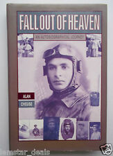 Fall Out of Heaven : An Autobiographical Journey by Alan Cheuse 1987 Hardcover