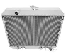 Aluminum 3 Row Core Champion Radiator For 1981-1983 Nissan 280ZX