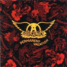 Aerosmith - Permanent Vacation GEFFEN CD 1987
