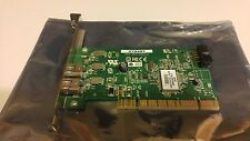 Adaptec AFW-2100 Firewire Card