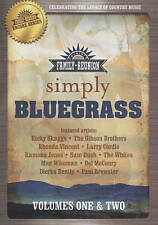 Countrys Family Reunion Encore Series: Simple Bluegrass - Volumes One  Two...