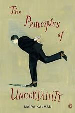 The Principles of Uncertainty by Maira Kalman (2009, Paperback)