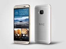 HTC One M9 (Latest Model) - 32GB - Gold on Silver (T-Mobile) Grade C