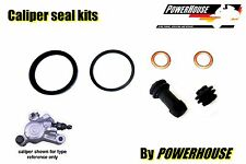 KTM 200 EXC 2004-2012 04-12 rear brembo brake caliper seal repair kit set
