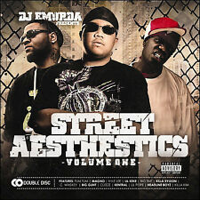 DJ EMURDA PRESENTS STREET AESTHESTICS VOLUME 1! FACTORY SEALED! FREE 1ST CLASS!!