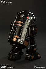Star Wars R2-Q5 Sixth Scale Sideshow Figure Toys Item 100382 R2Q5 In Stock