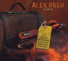 ALEX ROSSI - LET ME IN  CD NEU