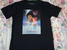 Tee-shirt  manches courtes  Michael Jackson Captain EO Disneyland 12 ans