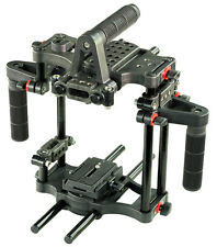 Filmcity Power Video Camera Cage For Mattebox DSLR Canon Sony Nikon Camcorder