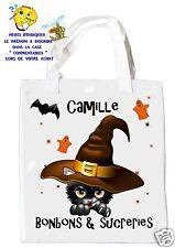 sac halloween shopping sac à bonbons sac à cadeaux  réf 19