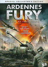 ARDENNES FURY New (DVD) (Movie About the Battle of the Bulge)