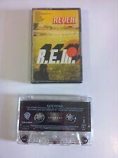 REM - REVEAL - K7 CASSETTE TAPE -2001 GERMAN ORIGINAL RELEASE