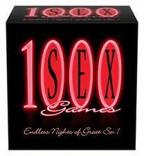 1000 Sex Games - Naughty Dice, Strip Spinner, Spin the Bottle, Erotic Edibles