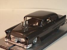 """""""NEW""""   ~ 1955 CHEVY Bel Air ~ Drag Slot Car  ~ 1/24th Scale"""